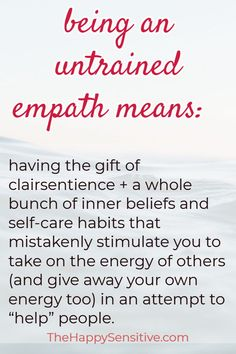 Being Empathic versus Being an Empath: Crucial Differences - The Happy Sensitive Psychic Empath, Intuitive Empath, Empath Abilities, Psychic Abilities, What Is An Empath, Empath Traits, Herbal Magic, Self Healing, Self Care Routine