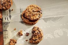 Secret Recipe: CAW's Valrhona Chocolate Chip Cookie — Craftsman and Wolves