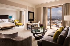 Beverly Wilshire, A Four Seasons Hotel's Beverly Presidential Suite included in Elite Traveler's Top 101 Suites 2014.