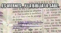 Ese momento cuando usas la Biblia como excusa para pecar. | 31 Memes de Jesús que fueron creados en el mismísimo infierno