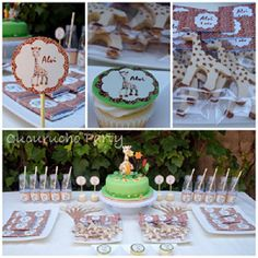mesa dulce Jirafa Sophie