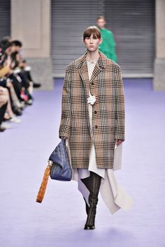 Mulberry | Ready-to-Wear - Autumn 2017 | Look 14