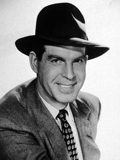 Fred MacMurray was a great actor in old Hollywood and could play a real mean bad guy.  He went on to play everyone's favorite father on TV in My Three Sons