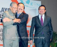 lamiafamilia (MY FAMILY): POLITIK : Azmin terus dikawal - Dr. Mahathir