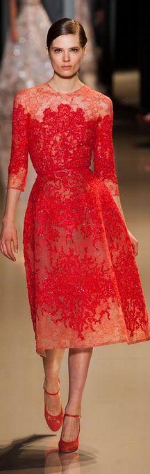 Elie Saab - Haute Couture Spring 2013    jαɢlαdy