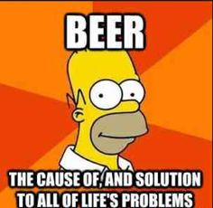 Beer and homer