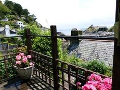 The Warren-Beautiful views from the Summer House,Polperro
