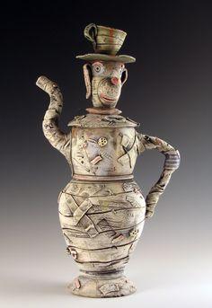 Keith Schneider Ceramics • Ceramics Now - Contemporary ceramics magazine - his stuff is amazing