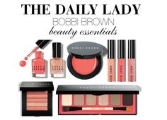 THE DAILY LADY BEAUTY: BOBBI BROWN SPRING COLOUR INSPIRATION