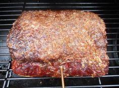 Argentinisches Roastbeef vom Smoker - Mein Kochsportverein
