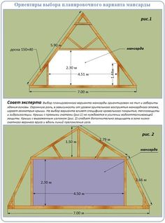 A Frame Cabin Plans, Cabin House Plans, Small House Plans, House Floor Plans, House Roof Design, Triangle House, Wooden Cottage, Home Design Floor Plans, Roof Trusses