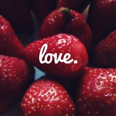 Sweet Love #healthy #food #love #strawberry #berry #health #yummy #fit #girl #like4like #lovely #fitnees #vegan #veganfood #fitnessfood #sport #fruit #sharelove #diet #snack #healthsnack #strawberries Health Snacks, Love Is Sweet, Weight Loss Motivation, Strawberries, Healthy Food, Vegan Recipes, Like4like, Diet, Sport
