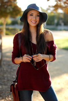 Hapa Time - a California fashion blog by Jessica - new fashion style - 2013 fashion trends: Sweater Weather + ShoeMint Giveaway