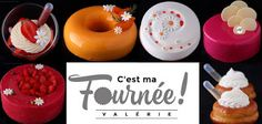 C'est ma fournée ! Beaux Desserts, Beignets, Sweet Cakes, Omelette, Scones, Macarons, Biscuits, Muffins, Birthday Cake