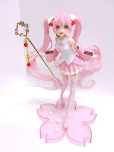 Anime W, Anime Dolls, Kawaii Anime, Otaku, Chibi, 3d Art, Kawaii Room, Anime Figurines, Hatsune Miku