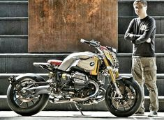 Bmw R NineT by DKdesign from Taipei Intenatinal Motor Show
