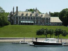new york yacht club. so many family memory's there and it will always be a place to return and reflect upon.