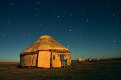 Mongolian Ger.