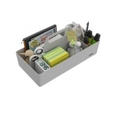 The ultimate desk or work tidy the Vitra Toolbox comes in various colours. Buy Vitra homes and desk accessories from Utility Design today.