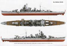 "Japoński krążownik ,,Aoba"""