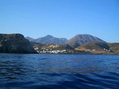 Mochlos, view from the sea