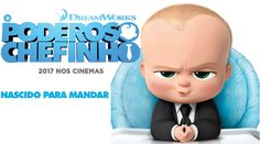 """""""The Boss Baby"""" in Portuguese = """"O poderoso chefinho"""" (Translation: """"The Powerful Boss"""" ― inspired by the title of """"The Godfather"""" in Portuguese)"""