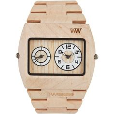 Jupiter Watch ($119) ❤ liked on Polyvore