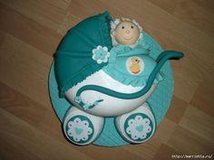 Марципановые торты в честь новорожденного (23) (640x480, 116Kb)