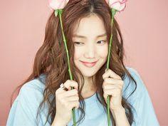 Lee Sung Kyung Endorses YG Entertainment's Cosmetics Line 'Moonshot' Joon Hyung, Swag Couples, Kim Book, Gong Hyo Jin, Lee Sung Kyung, Weightlifting Fairy Kim Bok Joo, Korean Star, Korean Actresses, Korean Celebrities