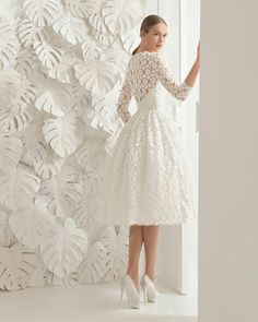 MyWeddingStyle: Noivas de Inverno - Vestidos Rosa Clará coleção 2017