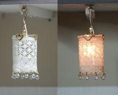 Syreenikuja - casas de muñecas y miniaturas: Lámparas