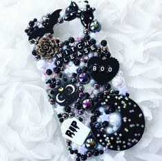 Witch Please Decoden Phone Case - Can be made for any device
