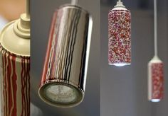 Recycled lamps