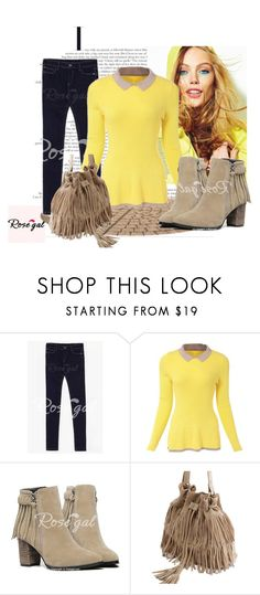 """""""Rosegal #28"""" by aaidaa ❤ liked on Polyvore featuring Retrò and vintage"""