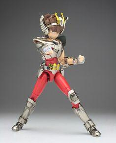Caballero de Bronce Seiya de Pegaso, 2ª armadura