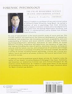 Forensic Psychology edited essays