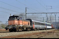 RailPictures.Net Photo: BB 64066 SNCF BB 63500 at Chartres, France by Jean-Marc Frybourg: