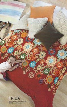 Cobertor Frida IB