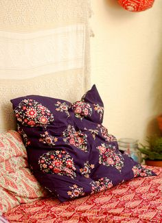 Folky pillow | Flickr - Photo Sharing!