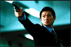 "Andy Lau in ""Infernal Affairs"""