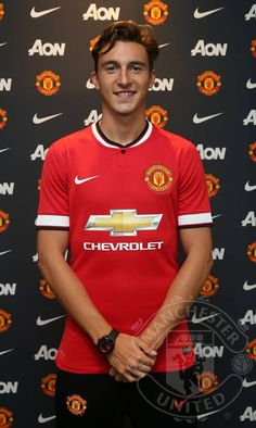 Another brilliant addition in the summer of signings, Matteo Darmain. God bless you LVG!