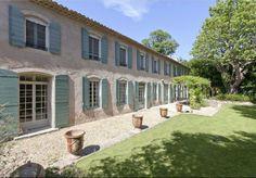 St Remy de Provence, Les Alpilles, Bouches Du Rhone, Provence   Classic French country exterior