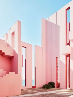 La Muralla Roja is a