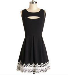 lasting impression dress, mod cloth.