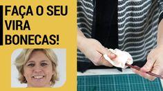 Faça Você Mesmo: 4 Vira Bonecas Por Menos de R$20!