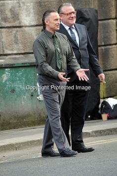 robert carlyle filming in glasgow