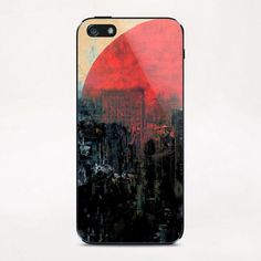 The Last Sunshine iPhone & iPod Skin by Fernando Vieira