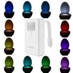 2 Pcs Usb Charger Motion Sensor Cabinet Led Lights Pir Wardrobe Cupboard Light Be Shrewd In Money Matters Home & Garden Night Lights