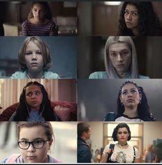 Zendaya, Series Movies, Tv Series, Barbie Ferreira, Skins Uk, Boyfriend Goals, Sex And Love, Without Makeup, Teen