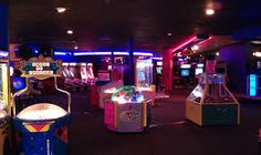 Image result for video arcades